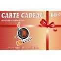 Carte Kdo 30€